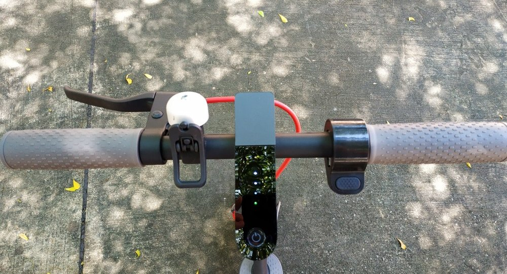 xiaomi scooter operation